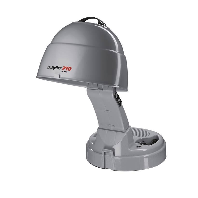 Ionic portable hood dryer