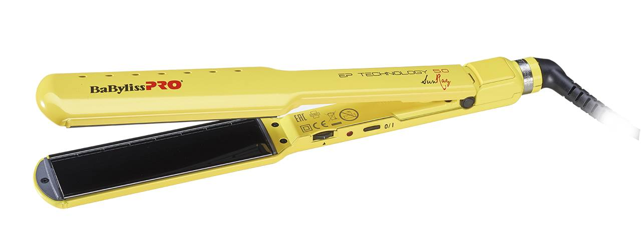 Dry & Straighten 38mm straightening iron EP TECHNOLOGY 5.0